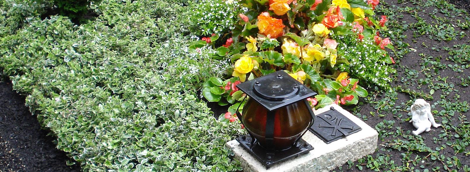 Jahres Grabpflege Michael Brumm Müchner Friedhof