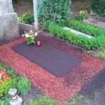 Familiengrab nach Bestattung Neuanlage